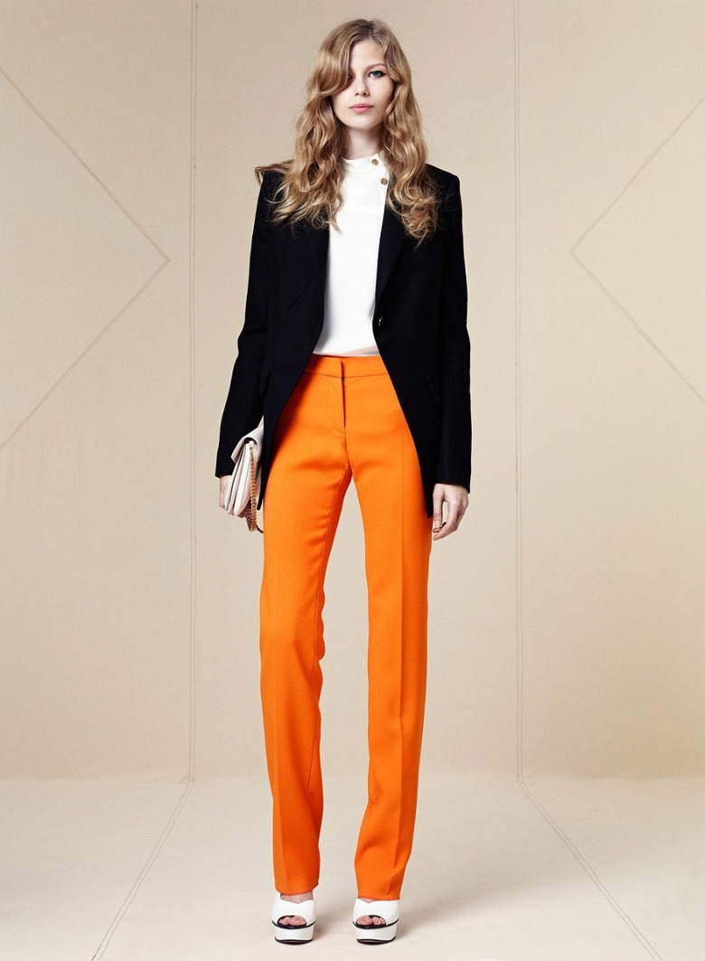 Derek Lam's Resort 2013 collection.