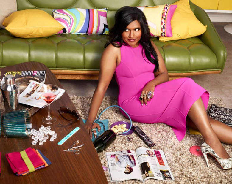 Mindy Lahiri shines as the lead in her own series.