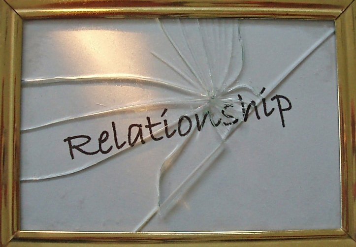 Cheating shatters relationships and the spirit of people when they enter into new relationships.