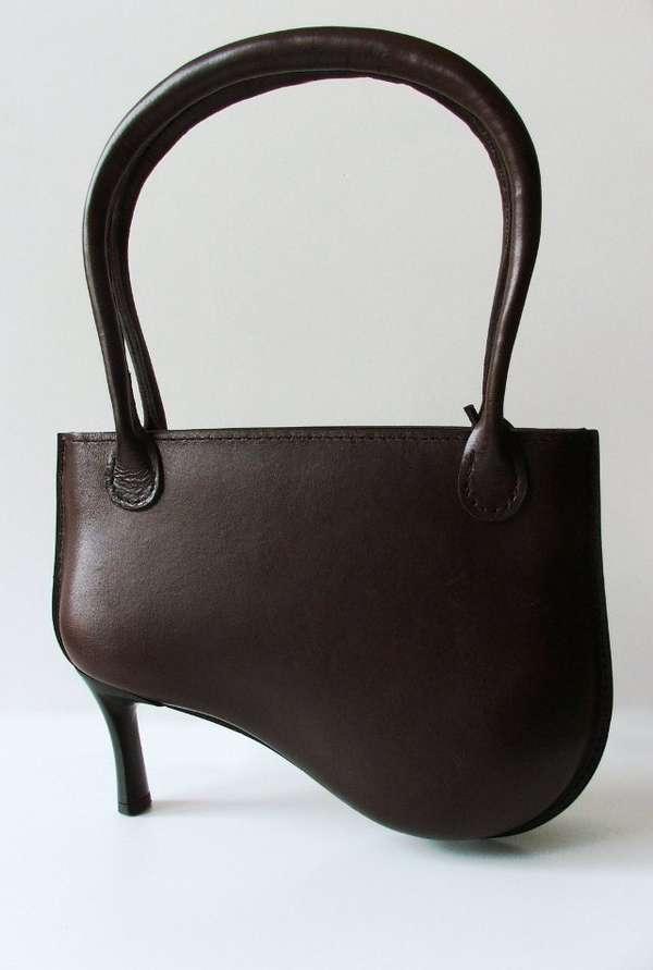 heeled bag
