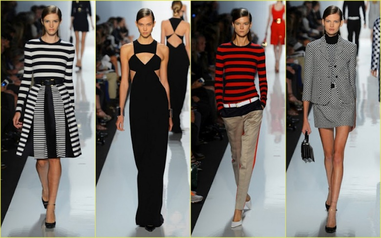 Michael Kors spring 2013 collection.