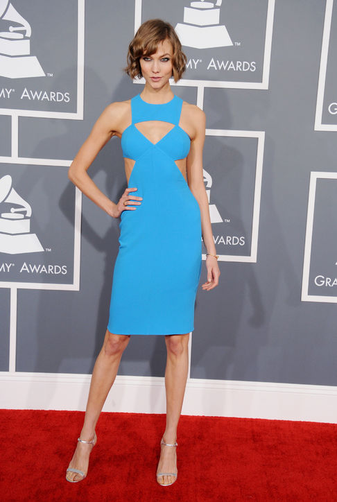 Karlie Kloss in Michael Kors.