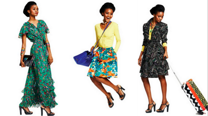 Duro Olowu's spring collection for J.C. Penney.