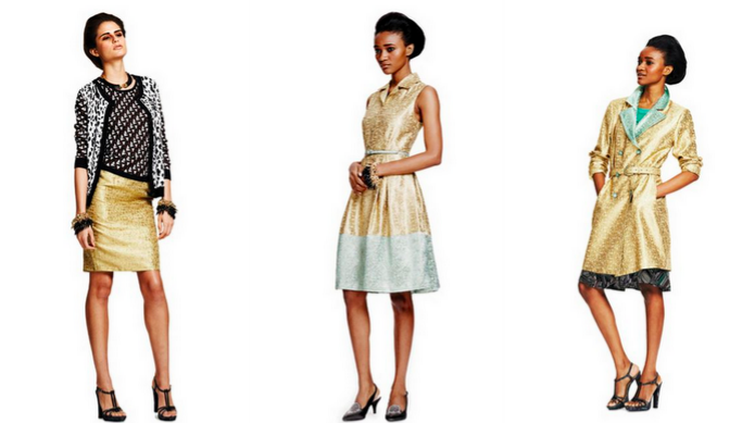 Duro Olowu for J.C. Penney, Spring 2013.