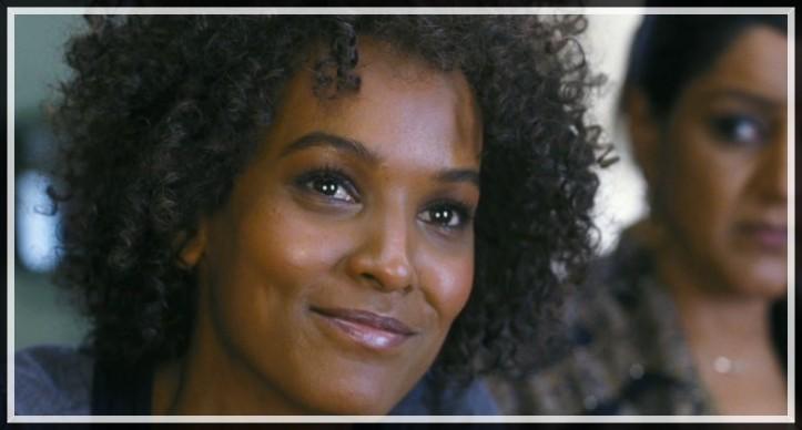 Liya Kebede as Waris Dirie in the film, Desert Flower.  (2009)