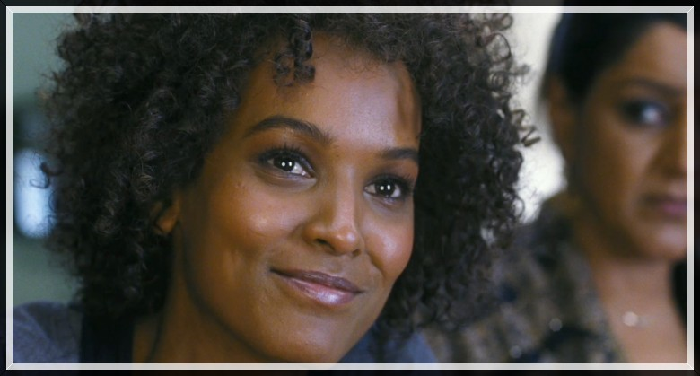 Liya Kebede as Waris Dirie in the film, Desert Flower.  (2009)