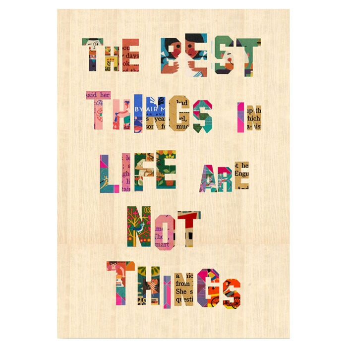 not things