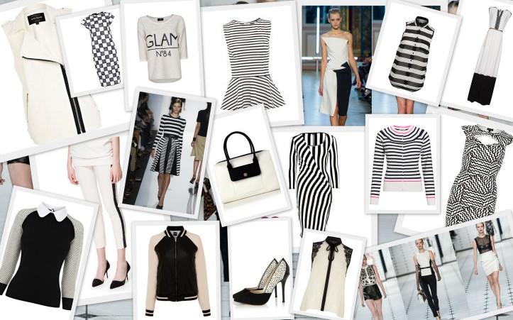 Spring 2013 Trend: Monochrome