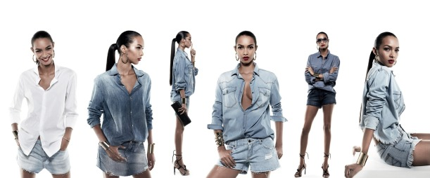 Photo: Stylepantry.com; Harper's Bazaar denim trends.