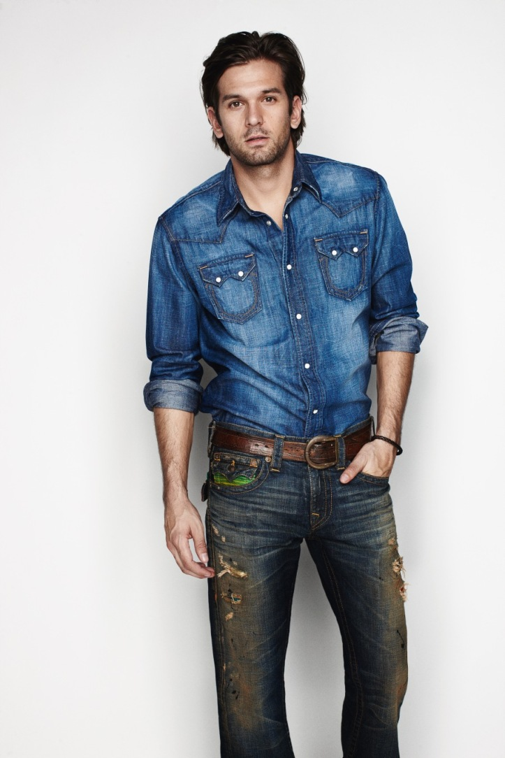 Photo: blog.denimtherapy.com.  True Religion jeans.