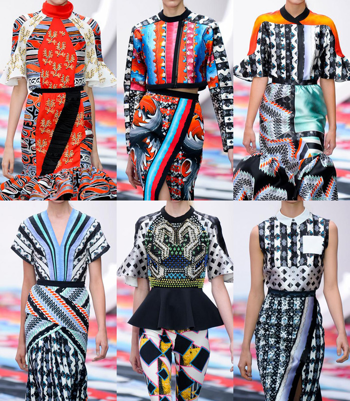 London-print-trends-peter-pilotto-2013