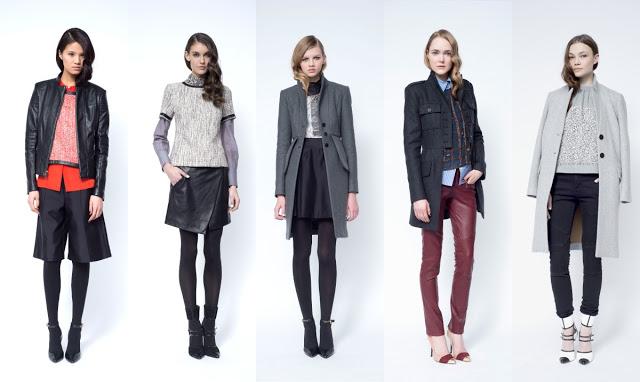 Marissa Webb fall 2013 collection.