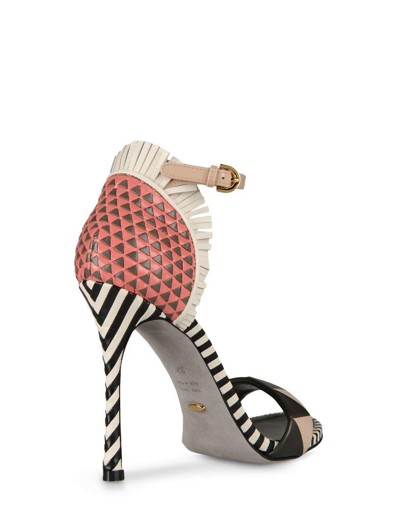 Sergio Rossi sandals.