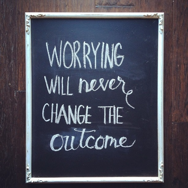 Dale carnegie stop worrying start living