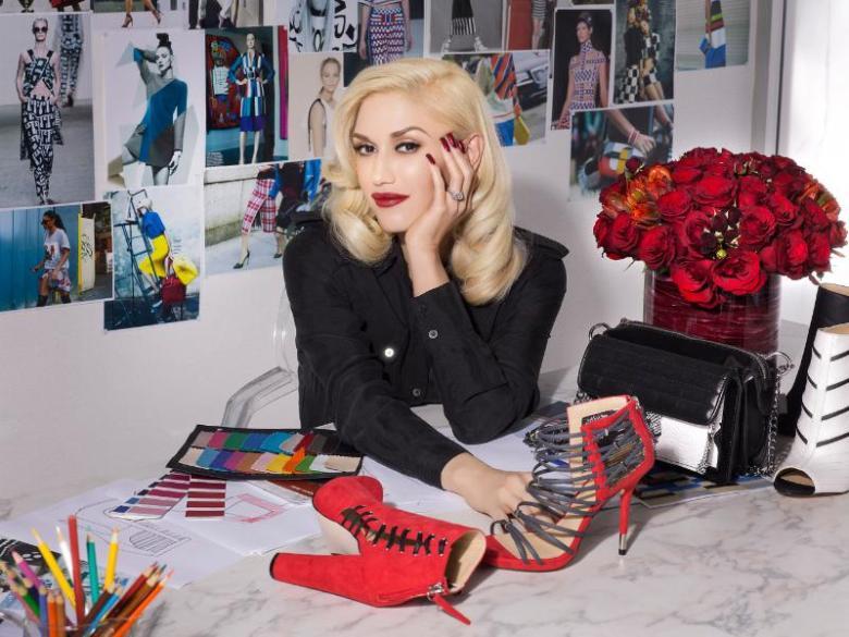 gx by Gwen Stefani  available exclusively at ShoeDazzle.com/gx. (PRNewsFoto/ShoeDazzle)