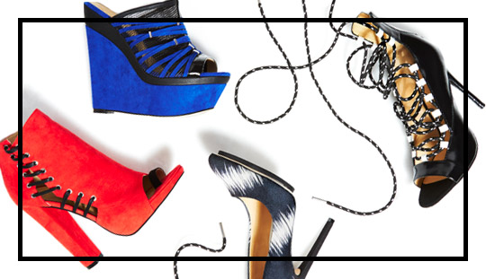 gx by Gwen Stefani. Photo: www.shoedazzle.com/gx
