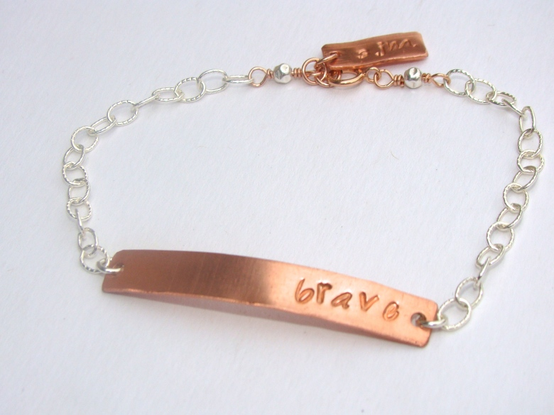 Bracelet by Intentional (Photo courtesy Sue Melnick)