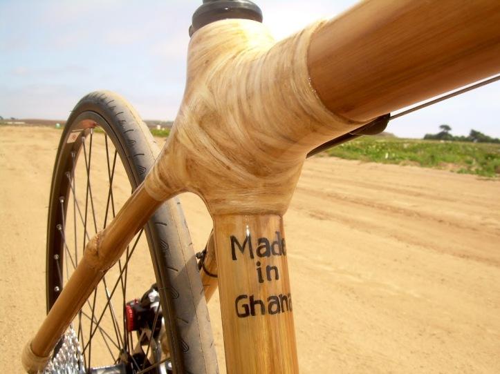 bike made in ghana