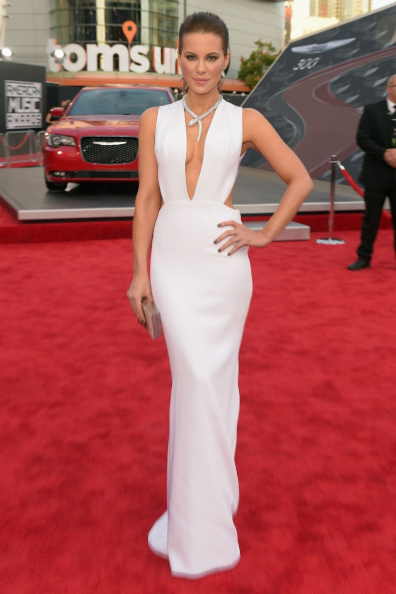 Kate Beckinsale in Kaufmanfranco. (Photo: Getty Images)