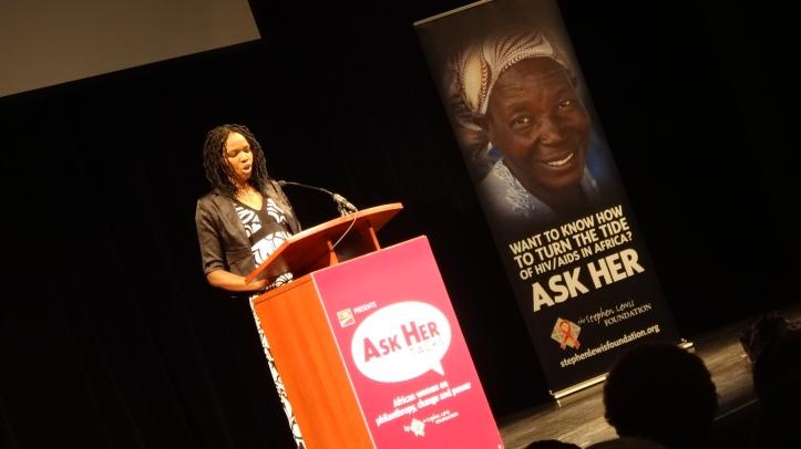 Jennifer Ayot, Senior Legal Officer for War Child, Uganda office.