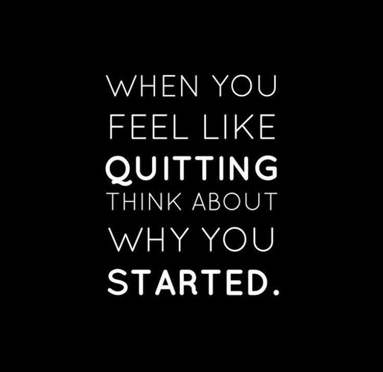 e33f03632de52b When You Feel Like Quitting