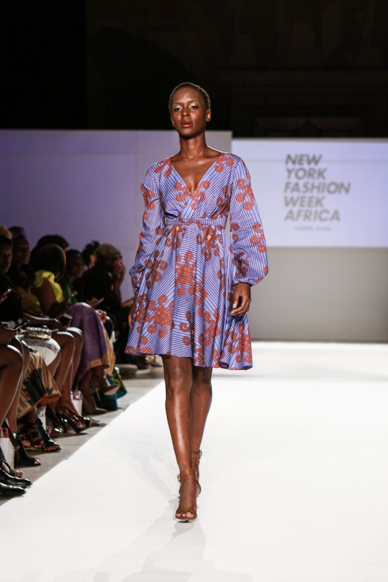 Images courtesy Adiree, Africa Fashion Week New York