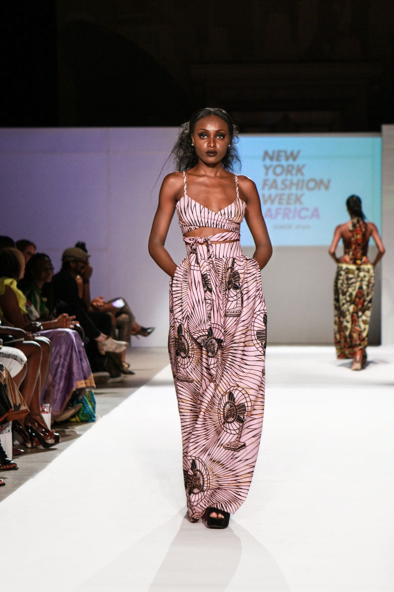 Asikere Afana New York Fashion Week Africa 4