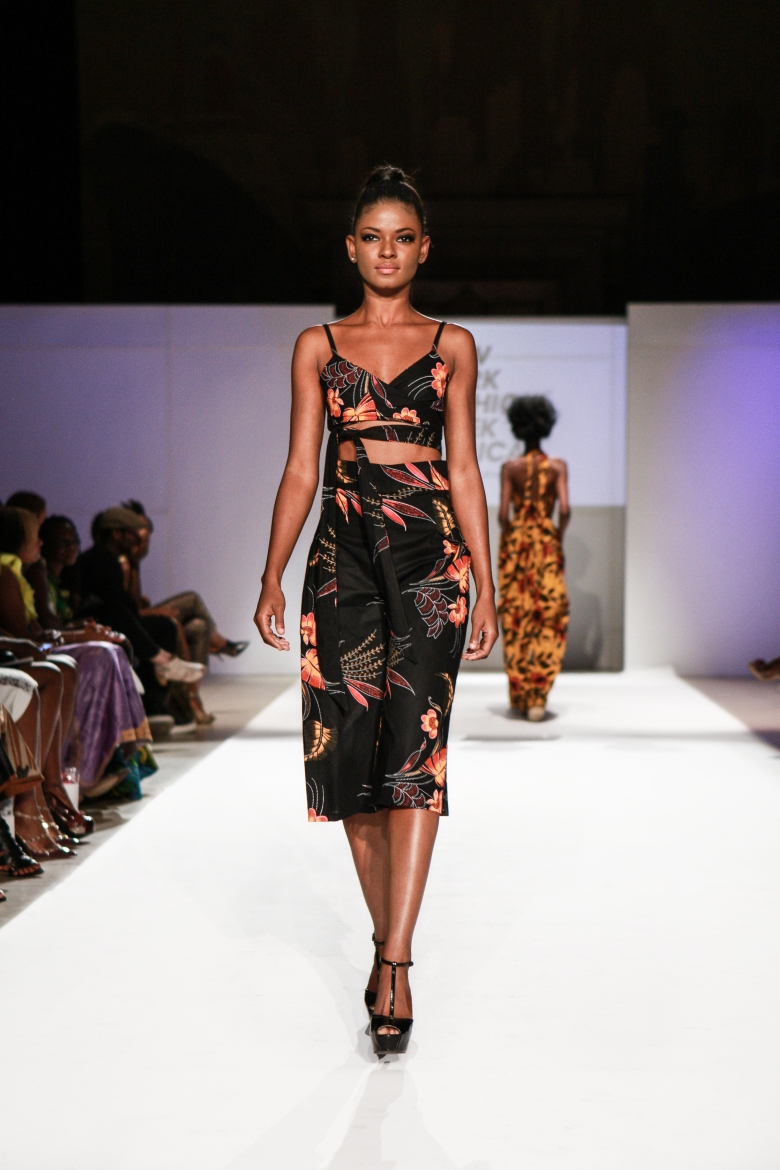 Asikere Afana New York Fashion Week Africa 6