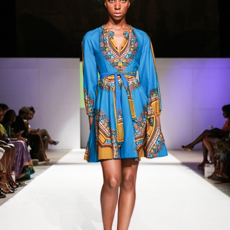 African Fashion Week Life With Ivy