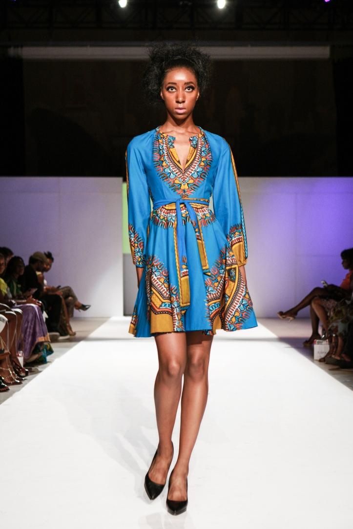 Asikere Afana New York Fashion Week Africa