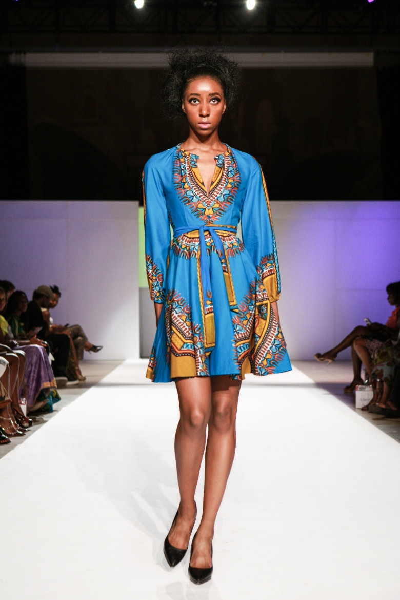 Asikere Afana New York Fashion Week Africa