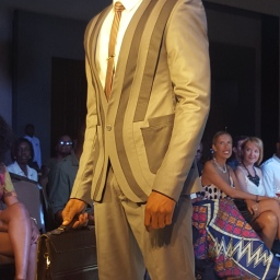Owusu Kofi Michael menswear collection, Ghana Fashion & Design Week.