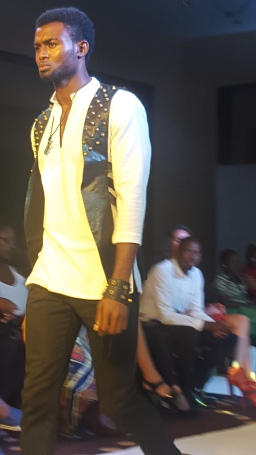 Radiant Jackson menswear collection from Ghana.