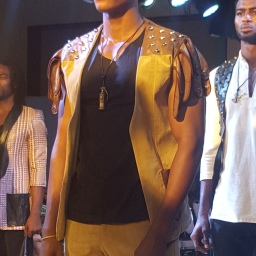 Radiant Jackson menswear from Ghana.