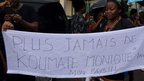 protest cameroon
