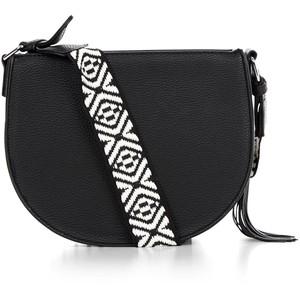 New Look black stitch Trim Guitar Strap Saddle Bag, $12 CDN