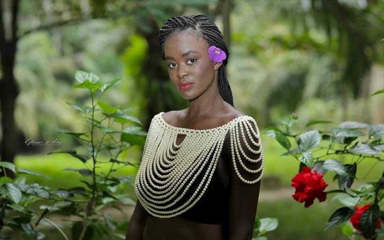Model: Giuseppina Baafi. Photo by Yaw Pare.
